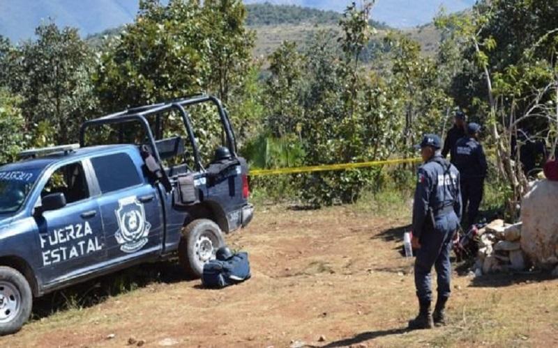 کشف ۵ سر بریده روی کاپوت خودرویی در مکزیک