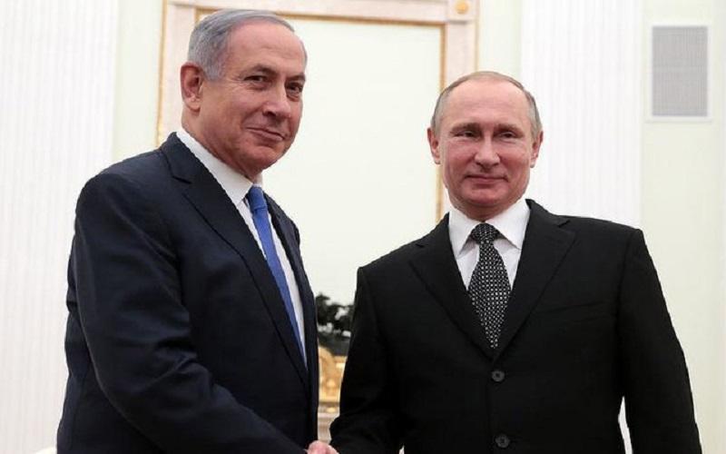 نتانیاهو و پوتین به زودی دیدار میکنند