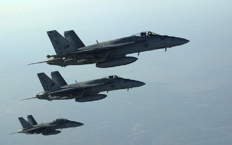 کشته شدن 150 داعشی در حملات ائتلاف آمریکا در سوریه