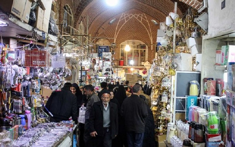 هزینه 4 میلیاردی برای مرمت بازار تاریخی تبریز