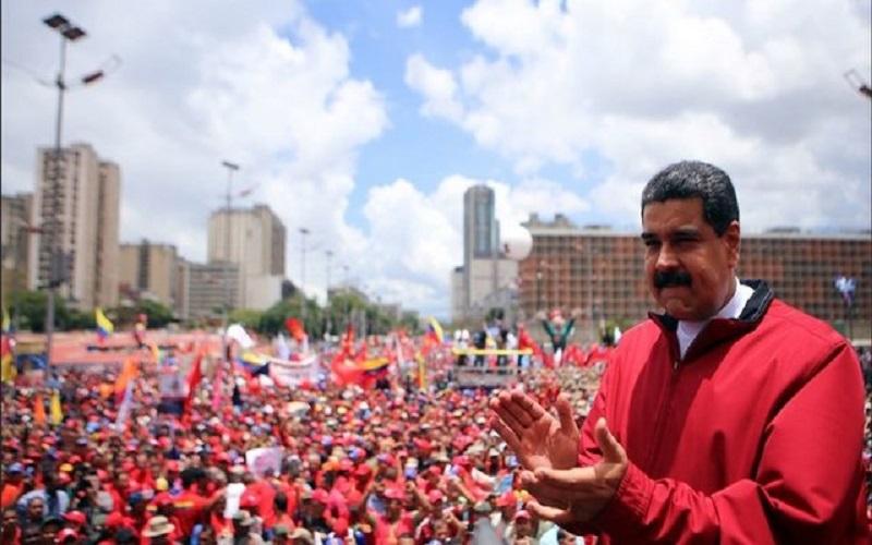 مادورو برای انتخابات ۲۰۱۸ نامزد میشود