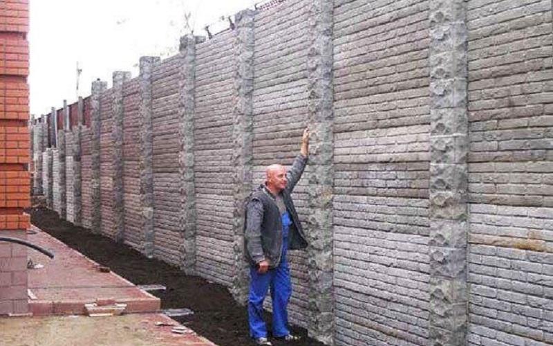 پایان ساخت نیمی از دیوار مرزی ایران و ترکیه