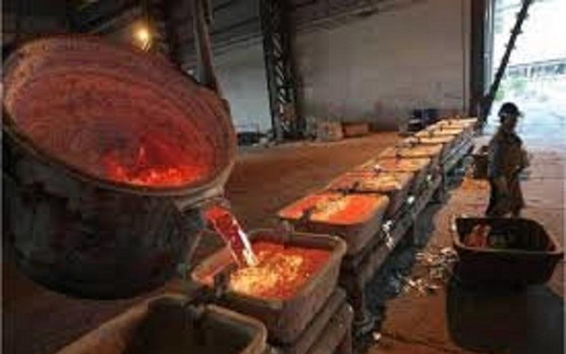 فروش سرب و روی ایرانی ۵۰۰ دلار زیر قیمت جهانی