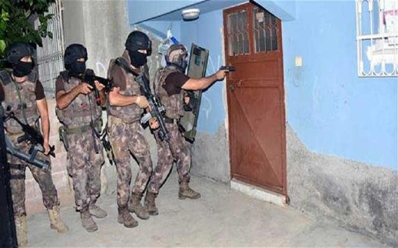 بازداشت ۵۸ سرباز در ترکیه