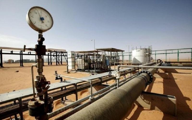 ازسرگیری فعالیت خط لوله آسیب دیده لیبی