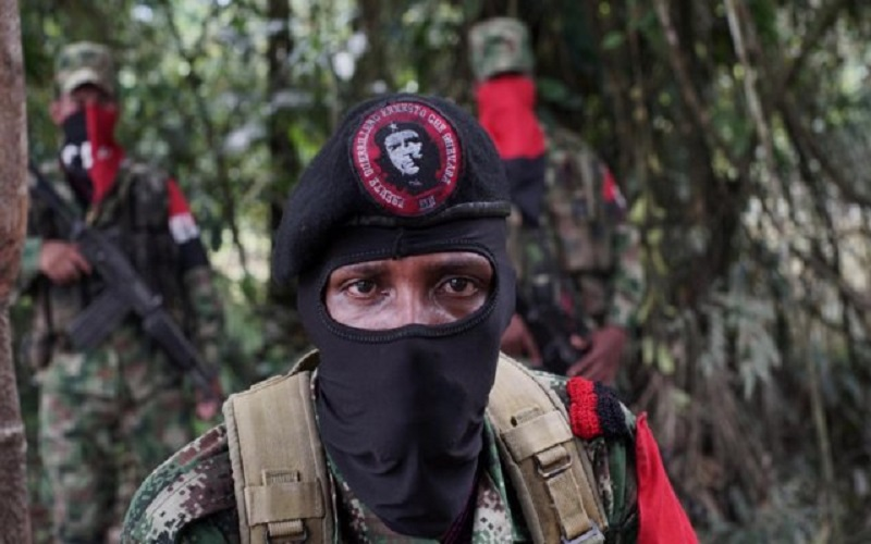 حمله چریکهای چپگرای کلمبیا به خط لوله نفت