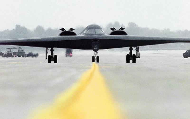 ارتقا بزرگترین بمب غیراتمی آمریکا