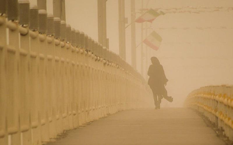 هوای سنندج در وضعیت خطرناک قرار گرفت