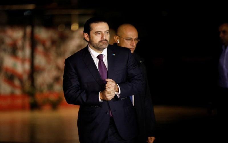 استعفای سعد حریری پذیرفته شد