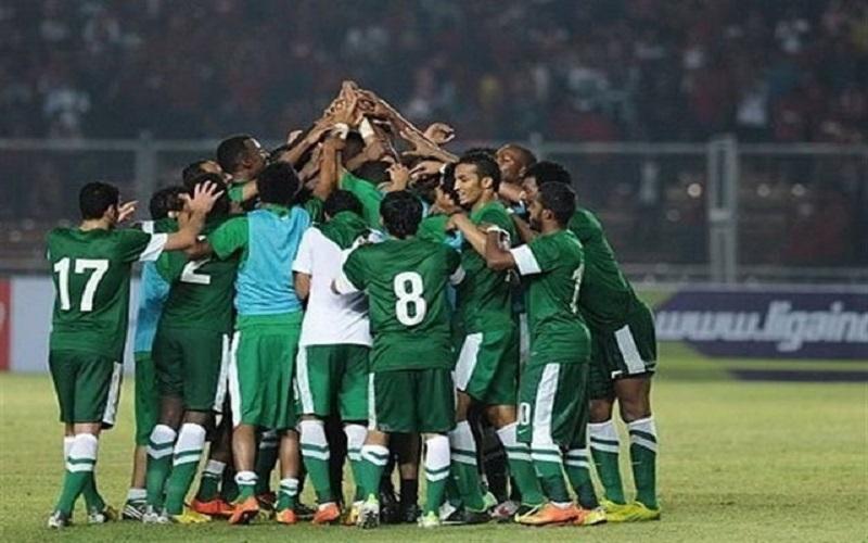 دیدار دوستانه عربستان با قهرمان جام جهانی