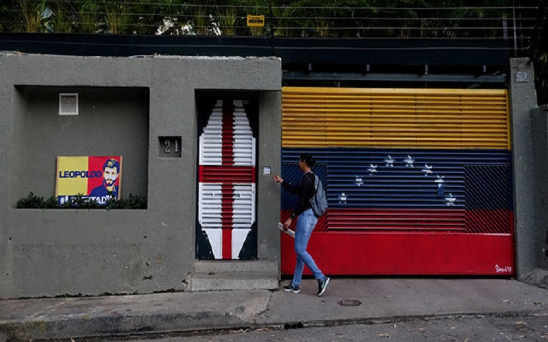 با شکسته شدن قیمتها ونزوئلاییها به سوپرمارکتها هجوم بردند