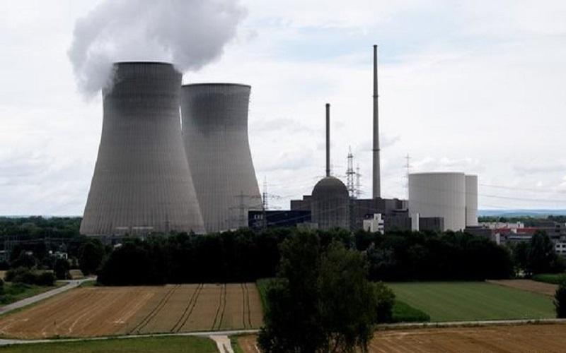 تعطیلی یک راکتور هستهای در آلمان