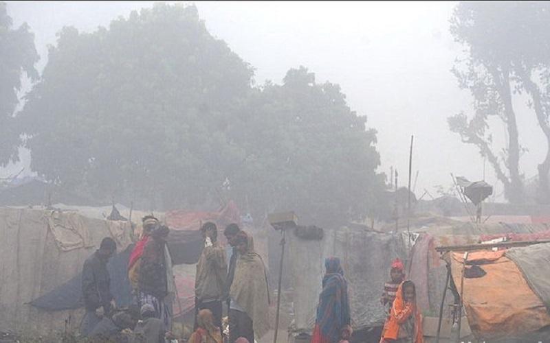 سرمای شدید نپال جان ۹ تن را گرفت
