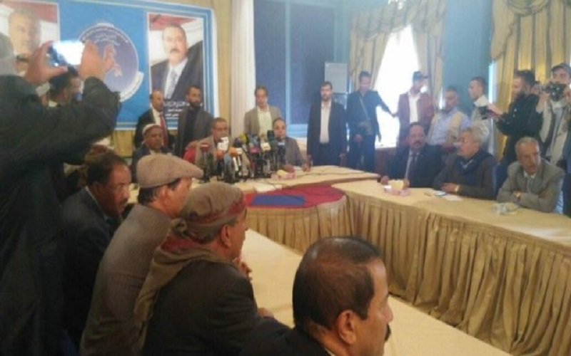 جانشین موقت علی عبدالله صالح انتخاب شد