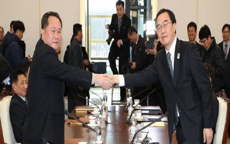 شورای امنیت سازمان ملل از مذاکرات میان دو کره استقبال کرد