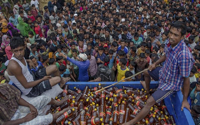 بازداشت رهبر روهینجا توسط پلیس بنگلادش