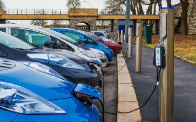 خودرو برقی+تجارت نیوز