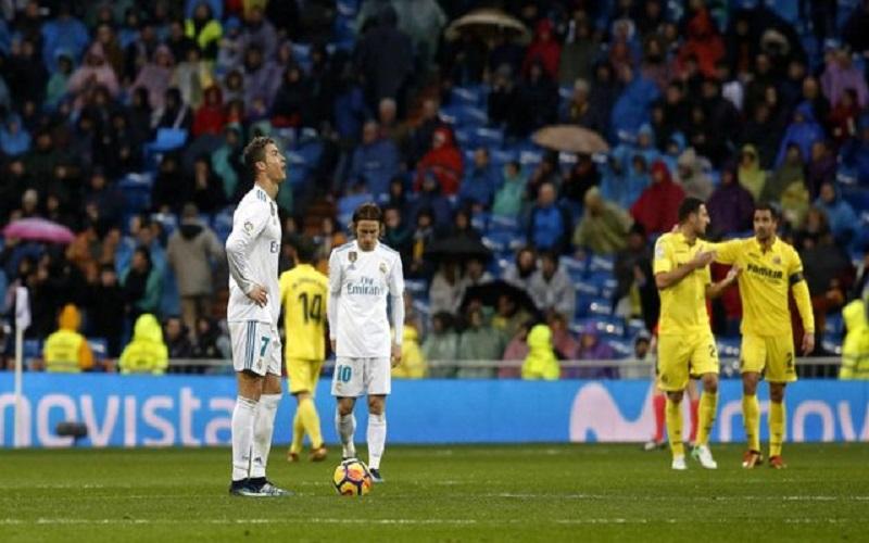 رئال مادرید بدترین نیم فصل دهه را به ثبت رساند