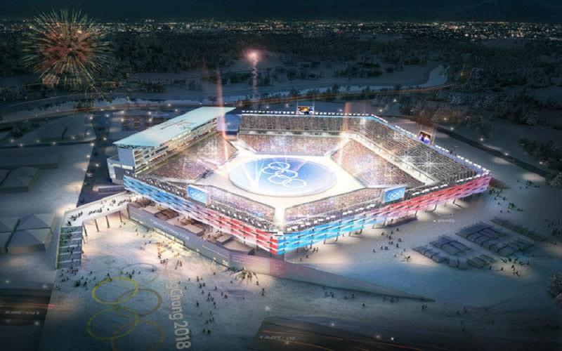 آغاز عملیات بررسی امنیت ورزشگاههای المپیک زمستانی ۲۰۱۸