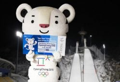 المپیک زمستانی+تجارت نیوز