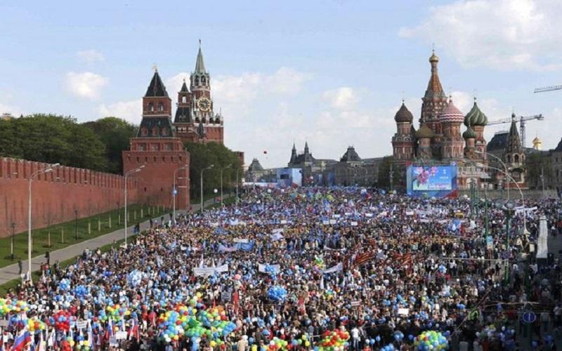 روسها کشورشان را آزاد و پیشرفته میدانند