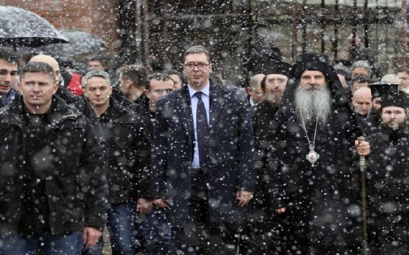 رئیسجمهوری صربستان در کوزوو