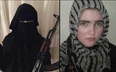صدور حکم اعدام یک زن آلمانی عضو داعش در عراق
