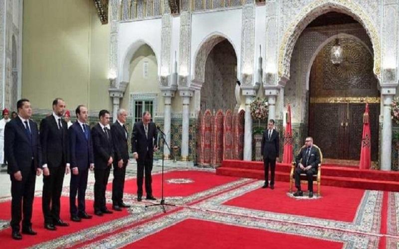پادشاه مراکش وزرای جدید کابینه را تعیین کرد