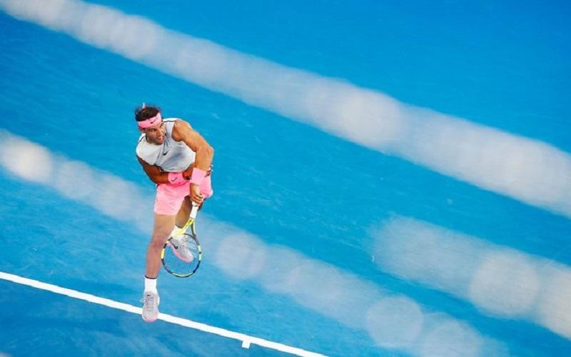حذف نادال در یک چهارم نهایی تنیس اپن استرالیا
