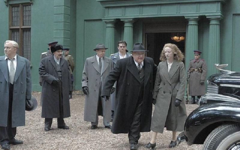 ممنوعیت اکران فیلم استالین در روسیه