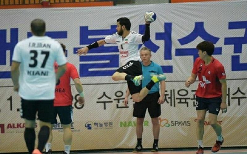 ژاپن حریف ایران در ردهبندی هندبال قهرمانی آسیا