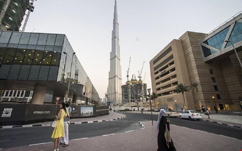 اتصال امارات به عربستان از طریق جاده بینالمللی