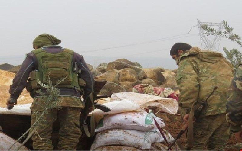 هلاکت ۵ سرکرده النصره در شرق ادلب