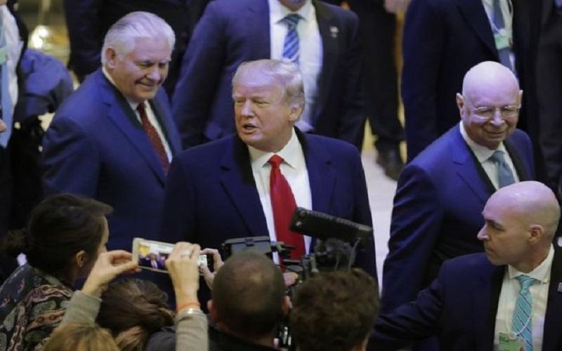 تیلرسون بهدنبال مطمئن ساختن متحدان آمریکا