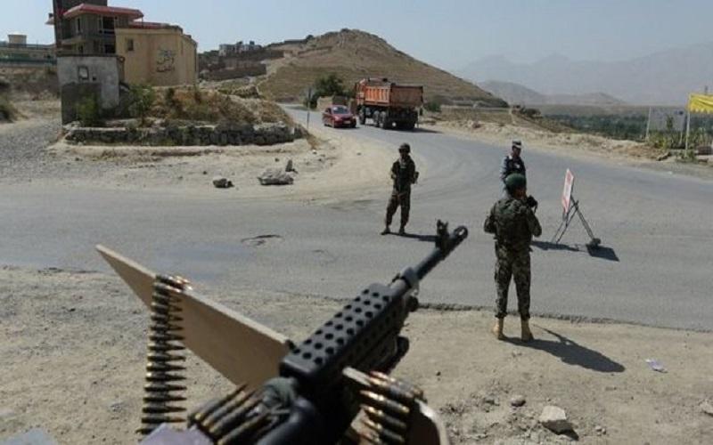 دانشگاه نظامی کابل مورد حمله قرار گرفت