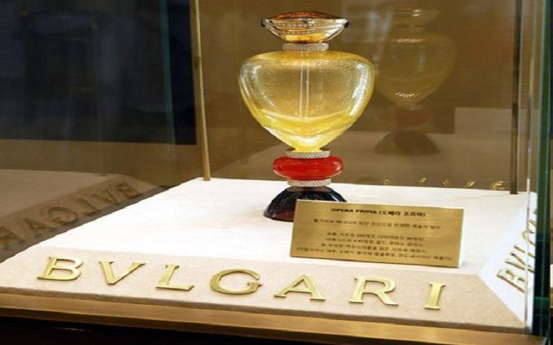 فروش گرانترین عطر جهان توسط بولگاری