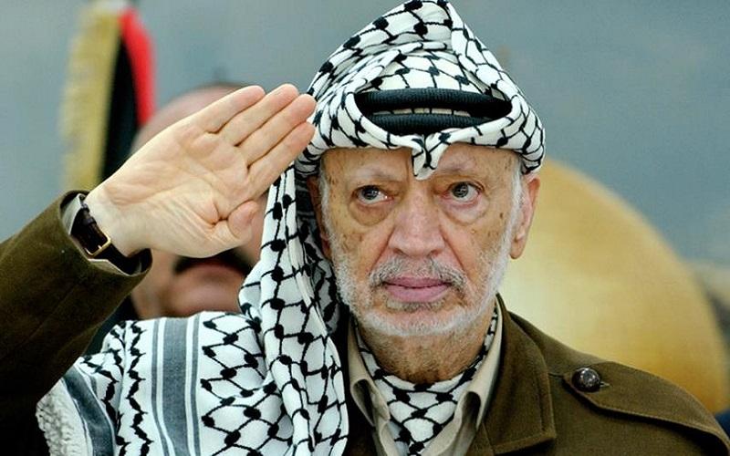 لغو افشای توطئه اسرائیل برای ترور عرفات