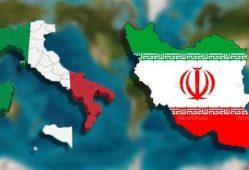 ایران و ایتالیا+تجارت نیوز