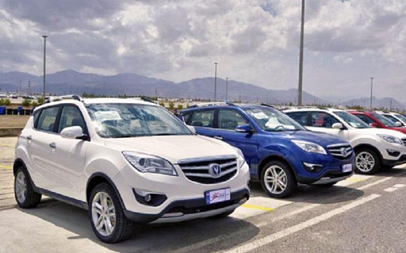 تختهگاز چین در بازار جهانی فروش خودرو