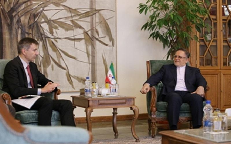 رایزنی بانکی ایران و سوییس