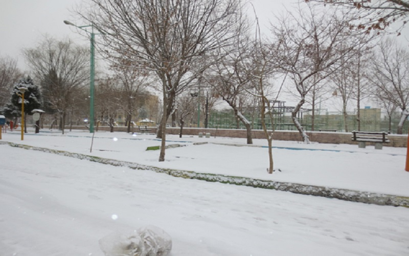 دمای هوا در برخی استانها تا منفی ۲۰ درجه میرسد