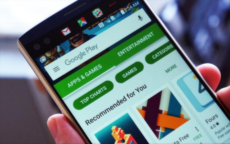 حذف بازیهای کودکانه و اپلیکیشن از پلیاستور گوگل