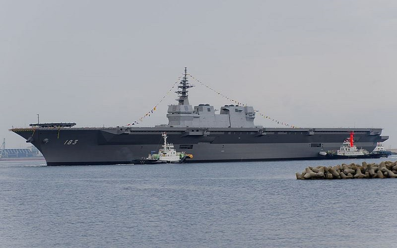 گشتزنیهای دریایی ژاپن با هدف ممانعت از قاچاق سوخت به کرهشمالی