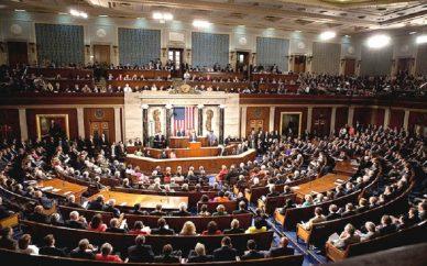 موافقت کنگره آمریکا با تامین مالی موقت دولت
