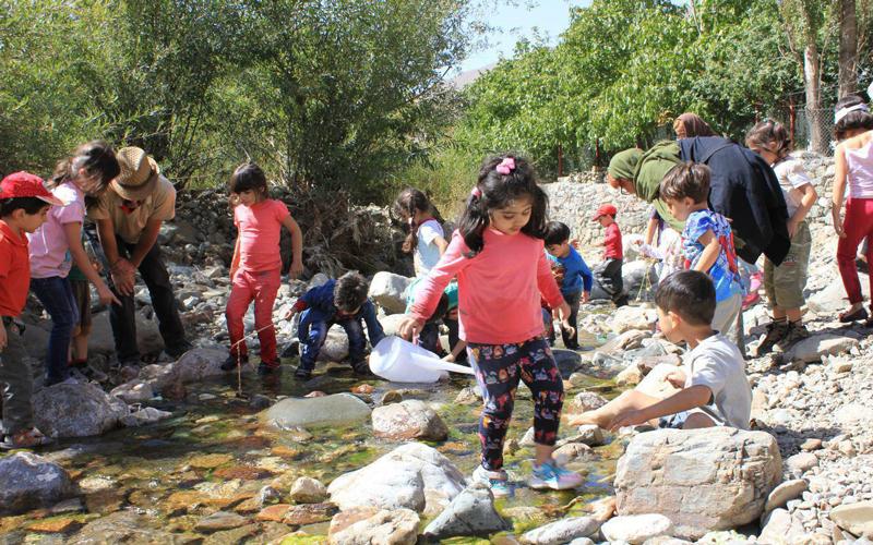 احداث ۴۰ مدرسه طبیعت در کشور