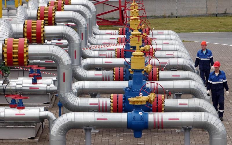 برنامه گازی روسیه برای ۲۰۱۸