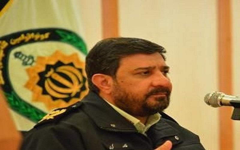دستگیری قاچاقچیان مواد مخدر صنعتی در مشهد