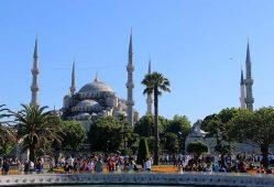 ترکیه اولین مقصد گردشگری ایرانیها
