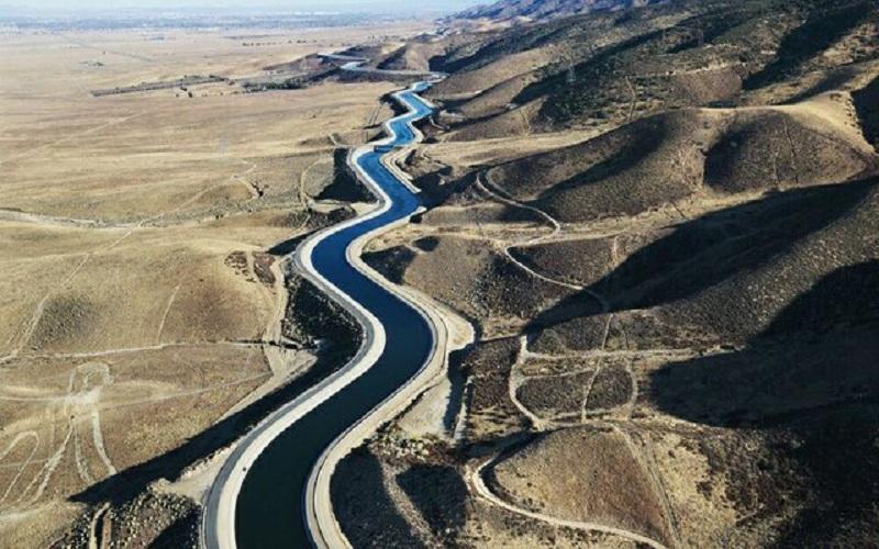 تابوی انتقال آب در کشور شکسته شده است
