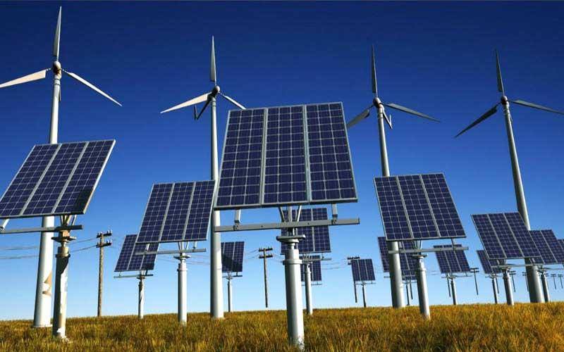 تولید ٢٠ مگاواتی برق خورشیدی تا سال ١۴٠٠